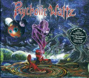 Psychotic Waltz / Aslan: Into The Everflow / Bleeding (Split-3-CD) - Bild 2