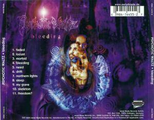 Psychotic Waltz / Aslan: Into The Everflow / Bleeding (Split-3-CD) - Bild 6