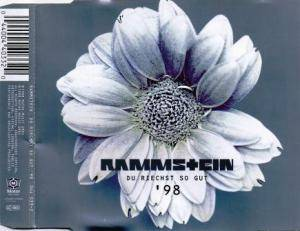 Rammstein: Du Riechst So Gut '98 (Single-CD) - Bild 3