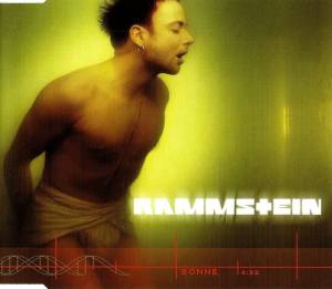 Rammstein: Sonne (Single-CD) - Bild 1