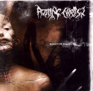 Rotting Christ: Sanctus Diavolos - Cover