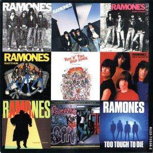 Ramones: Anthology (2-CD) - Bild 2