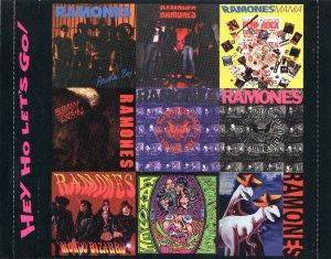 Ramones: Anthology (2-CD) - Bild 3