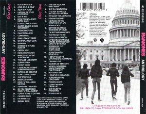 Ramones: Anthology (2-CD) - Bild 4