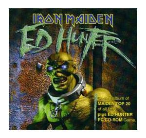 Iron Maiden: Ed Hunter - Cover