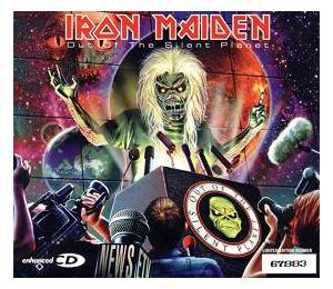 Iron Maiden: Out Of The Silent Planet (Single-CD) - Bild 1