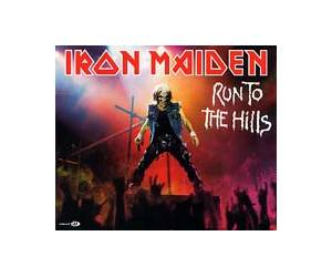 Iron Maiden: Run To The Hills - Cover