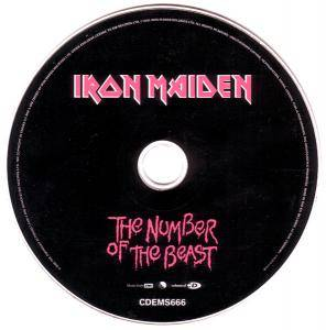 Iron Maiden: The Number Of The Beast (Single-CD) - Bild 3