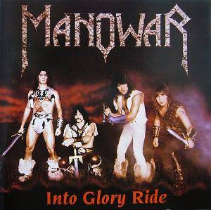 Manowar: Into Glory Ride (LP) - Bild 1