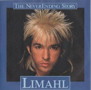 Limahl: Neverending Story, The - Cover