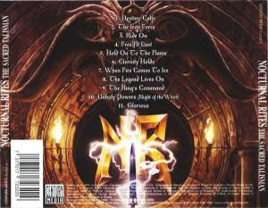 Nocturnal Rites: The Sacred Talisman (CD) - Bild 2