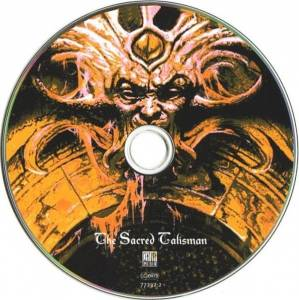 Nocturnal Rites: The Sacred Talisman (CD) - Bild 3