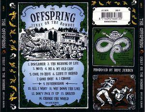 The Offspring: Ixnay On The Hombre (CD) - Bild 2