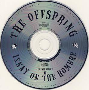 The Offspring: Ixnay On The Hombre (CD) - Bild 3