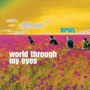 RPWL: World Through My Eyes - Cover