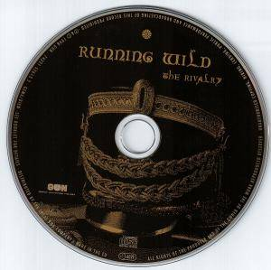 Running Wild: The Rivalry (CD) - Bild 4