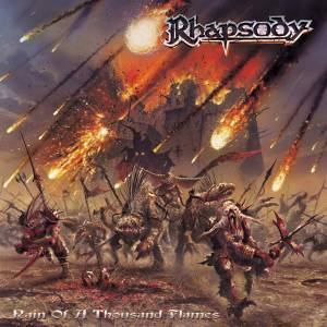 Cover - Rhapsody: Rain Of A Thousand Flames