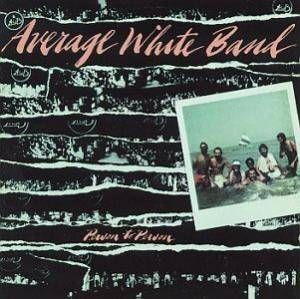 Average White Band: Person To Person - Cover