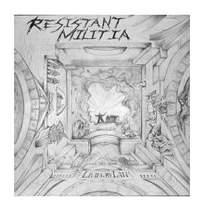 Resistant Militia: Living By Law - Cover