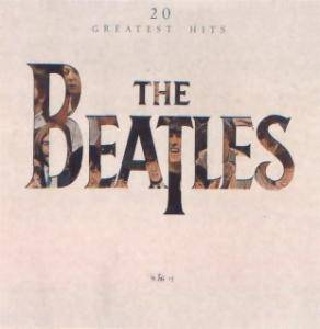 The Beatles: 20 Greatest Hits - Cover