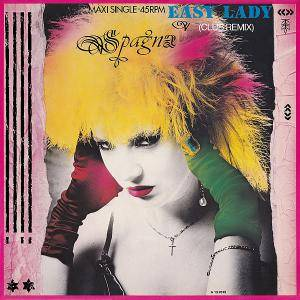 Spagna: Easy Lady - Cover