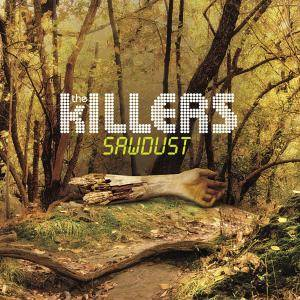 The Killers: Sawdust - Cover