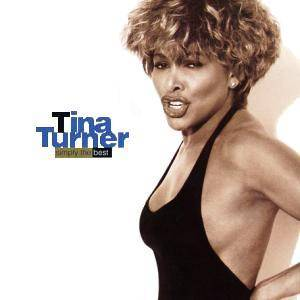 Tina Turner: Simply The Best - Cover