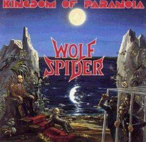 Wolf Spider: Kingdom Of Paranoia - Cover