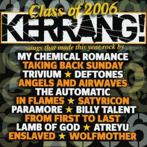 Cover - From First To Last: Class of 2006