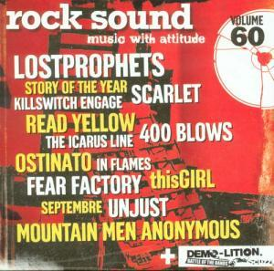 Rock Sound (UK) - Vol. 060 - Cover