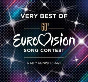 Very Best Of Eurovision Song Contest - A 60th Anniversary - Cover
