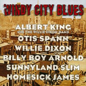 Windy City Blues - Cover