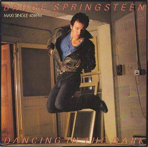 Bruce Springsteen: Dancing In The Dark - Cover