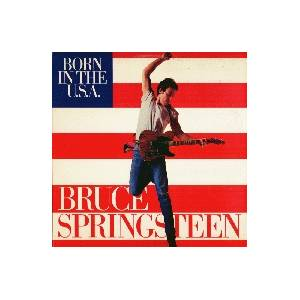 Bruce Springsteen: Born In The U.S.A. - Cover