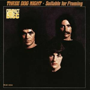 Cover - Three Dog Night: Suitable For Framing
