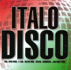 Cover - Macho Gang: Italo Disco
