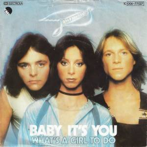 Cover - Promises: Baby It's You