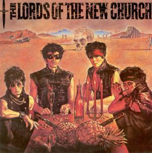 Lords Of The New Church, The: Lords Of The New Church, The - Cover