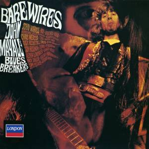 Cover - John Mayall's Bluesbreakers: Bare Wires