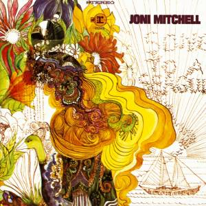 Cover - Joni Mitchell: Song To A Seagull