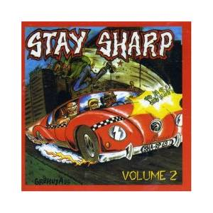 Stay Sharp Vol. 2 - Cover