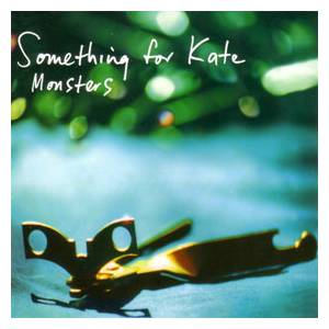 Cover - Something For Kate: Monsters