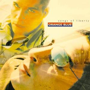 Cover - Orange Blue: Songs Of Liberty