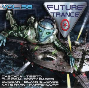 Cover - Delano & Crockett: Future Trance Vol. 38
