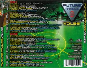 Cover - Deejay Goldfinger: Future Trance Vol. 36
