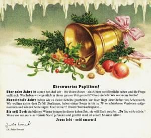 Die Roten Rosen: Wir Warten Auf's Christkind (CD) - Bild 8
