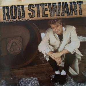 Rod Stewart: Every Beat Of My Heart - Cover