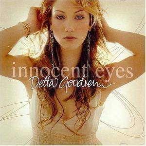 Delta Goodrem: Innocent Eyes - Cover