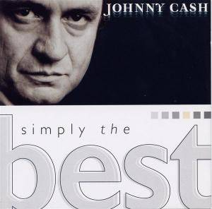Johnny Cash: Simply The Best - Cover