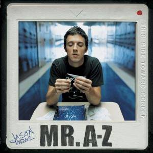 Cover - Jason Mraz: Mr. A-Z